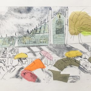 shop of art Le Tour Cambridge 2014 4_15 37 x 30 £145 SMD