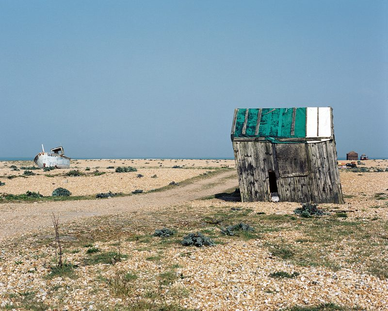 shop of art Dungeness Leaning Hut image