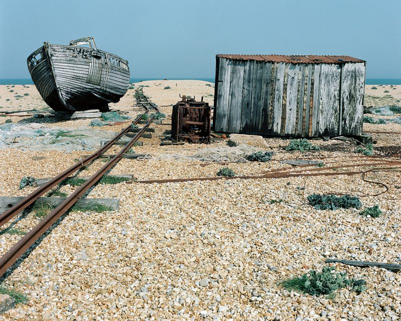 shop of art Dungeness Track image