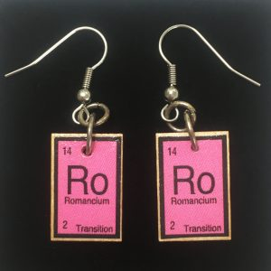shop of art art earrings Ro